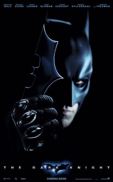 Dark Knight, The - Poster - Batman