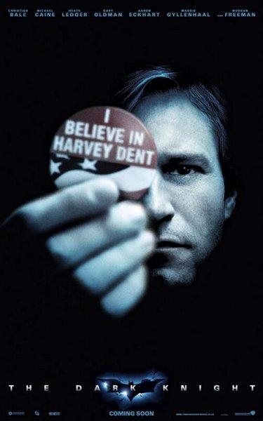Dark Knight, The - Poster - Harvey Dent