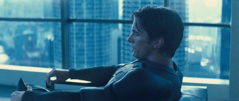 Dark Knight, The - 28 - Batman nešťastný