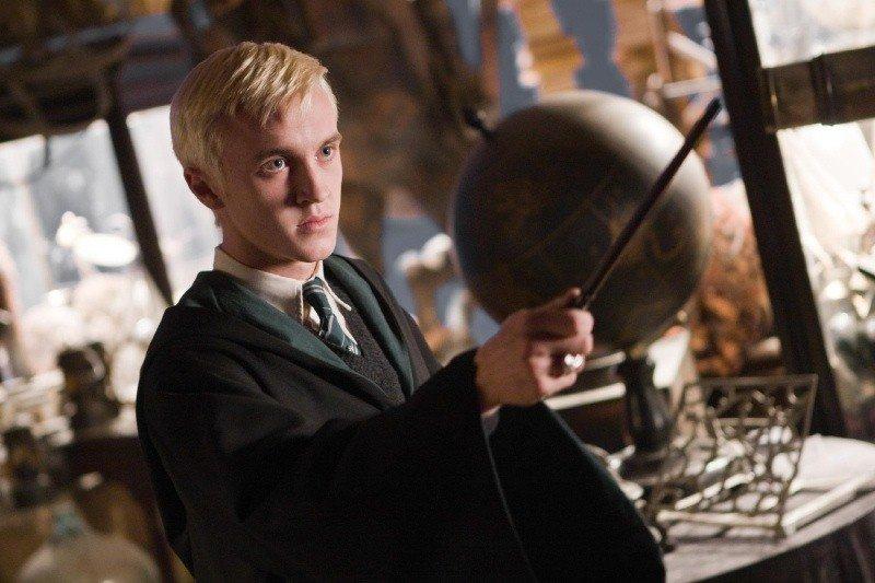 Harry Potter and the Half Blood Prince - Draco čaruje