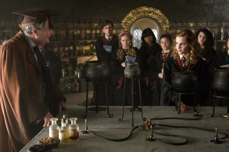 Harry Potter and the Half Blood Prince - Školáci