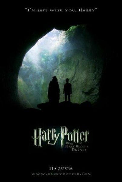 Harry Potter and the Half Blood Prince - Fanúšikovský poster