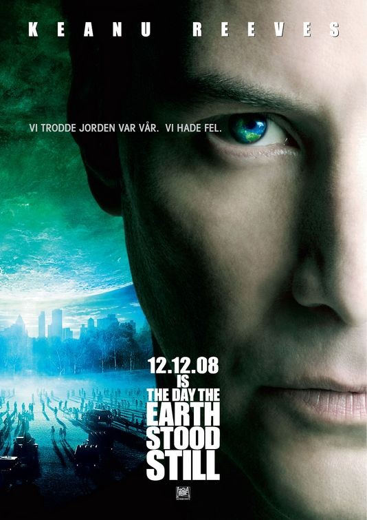 Day the Earth Stood Still, The - Poster 3