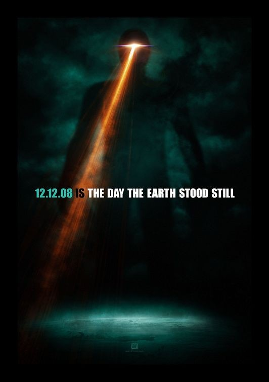 Day the Earth Stood Still, The - Poster 2