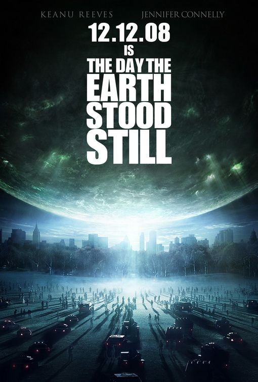Day the Earth Stood Still, The - Poster 1