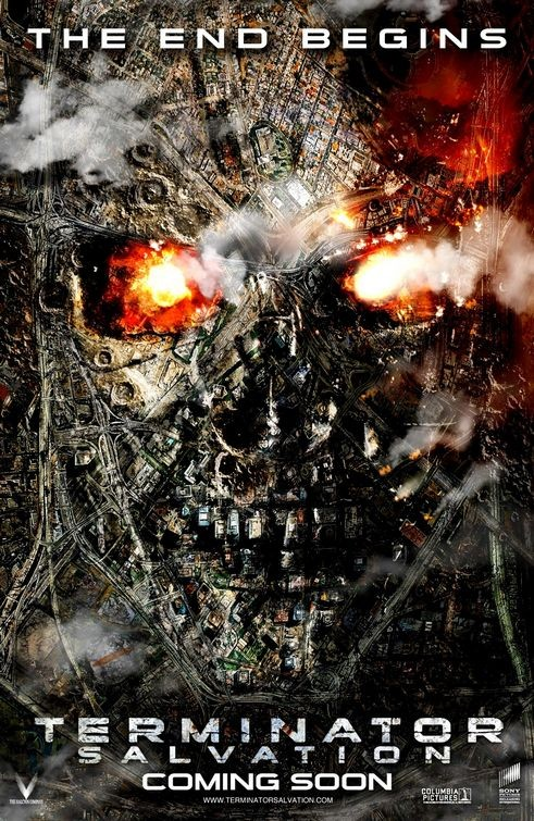 Terminator Salvation - Poster 2