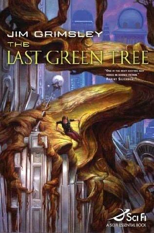 Last Green Tree, The - Obálka