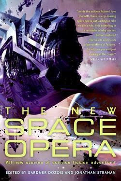 New Space Opera - Obálka