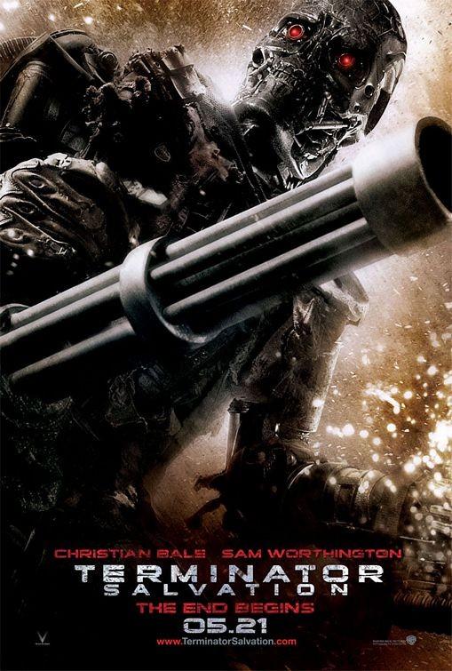 Terminator Salvation - Poster 3