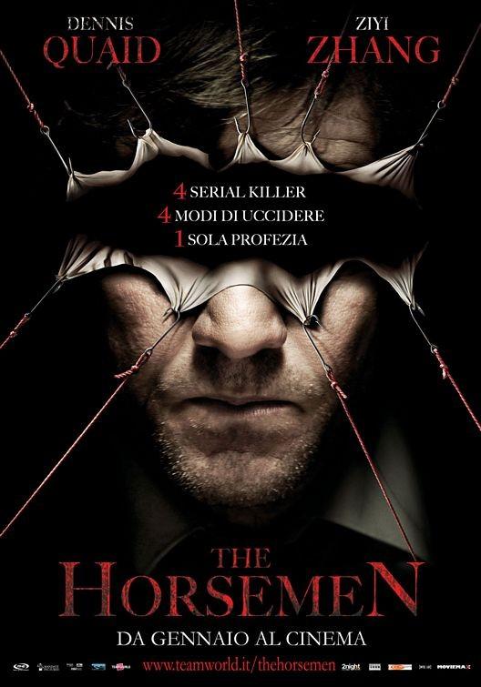 Horsemen, The - Poster - 2