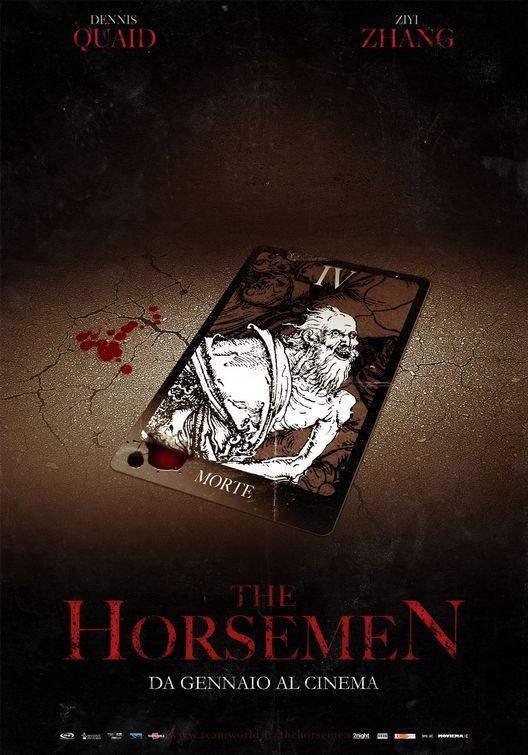 Horsemen, The - Poster - 3