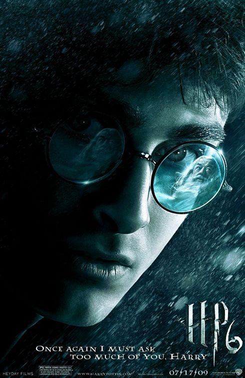 Harry Potter a polovičný princ - Poster - 1
