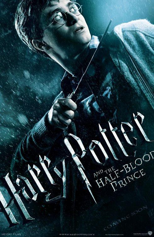 Harry Potter a polovičný princ - Poster - 3