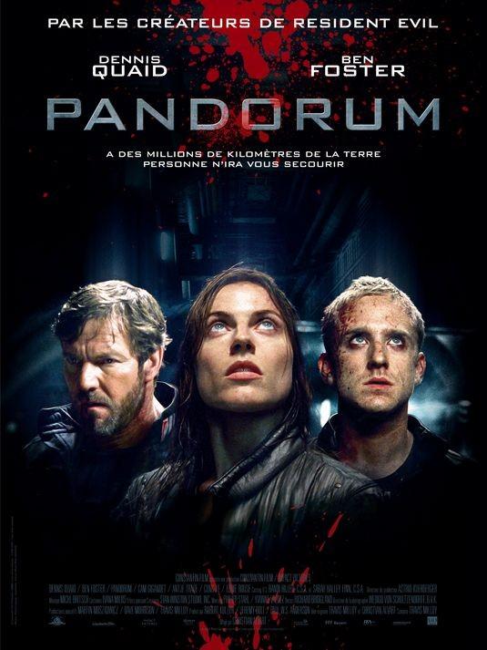 Pandorum - Poster - 5 - Francúzsko