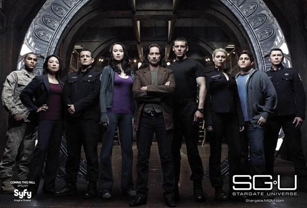 Stargate Universe - Poster - 2