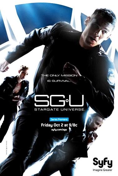 Stargate Universe - Poster - 4