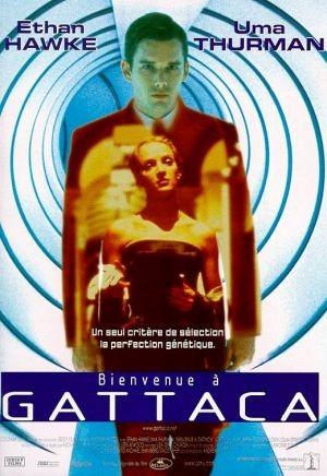 Gattaca - Poster - Francúzsko
