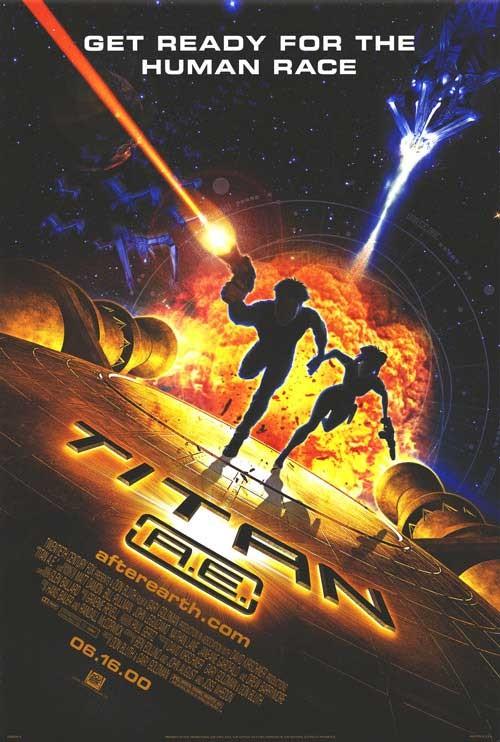 Titan A.E. - Poster B2