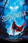 Supernova. Obálka prvého českého vydania (Egmont, 2020).
