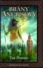 Brány Anubisovy. Obálka druhého českého vydania (Laser-books, 2005)