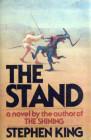 The Stand. Obálka prvého vydania (Doubleday, 1978).