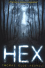 HEX. Obálka prvého českého vydania (Argo, 2017).