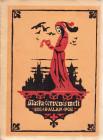 Maska Červené Smrti a jiné novely. Obálka prvého českého/československého vydania (Hampl, 1918)
