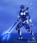 Power Rangers - Cosplay - Armored Redesign Art
