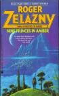 Nine Princes in Amber - Plagát - obalka1
