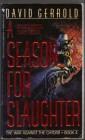 A Season for Slaughter - Plagát - obalka