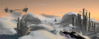 SKY CITY HAYA - Scéna - Obrázok