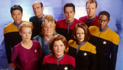 StarTrek Voyager - Fan poster