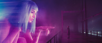 Blade Runner 2049 - Scéna - Hologram a detektív K