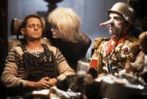 Blade Runner - Záber - Deckard voči Batty