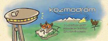 Kozmodróm 2017 - Plagát