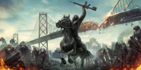 War for the Planet of the Apes - Scéna