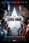 Captain America: Civil War - Plagát - 1