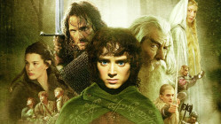 Lord of the Rings: The Fellowship of the Ring, The - Teaser Poster (Frodo)