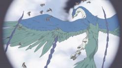 Meido in Abisu - Scéna - mladá lovkyňa pokladov Riko