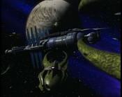 """Babylon 5 - Poster """"Our Last Best Hope"""""""