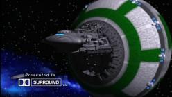 Lovec duší - Scéna - Titulná obrazovka - Poškodená loď Lovca duší