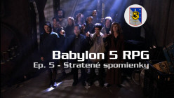 Babylon 5 - DVD - 2. séria