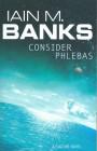 Consider Phlebas, obálka prvého anglického vydania (Macmillan UK, 1987)