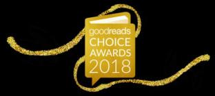 Čitateľská cena portálu Goodreads 2018 - Goodreads Choice Awards 2018