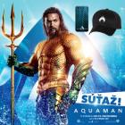 Aquaman - Reklamné - Súťaž o šiltovku a obal na mobil