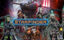 Starfinder - Hra na hrdinov - Obálka - Core Rulebook