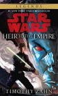 Heir to the Empire. Obálka prvého vydania (Bantam Spectra, 1991)