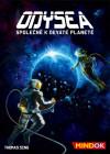 Odysea: Spoločne k deviatej planéte - Obálka - Česká krabica prvého vydania