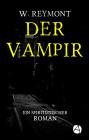 Vampír - obálka