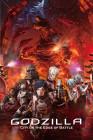 Godzilla: Mesto na pokraji boja - Plagát